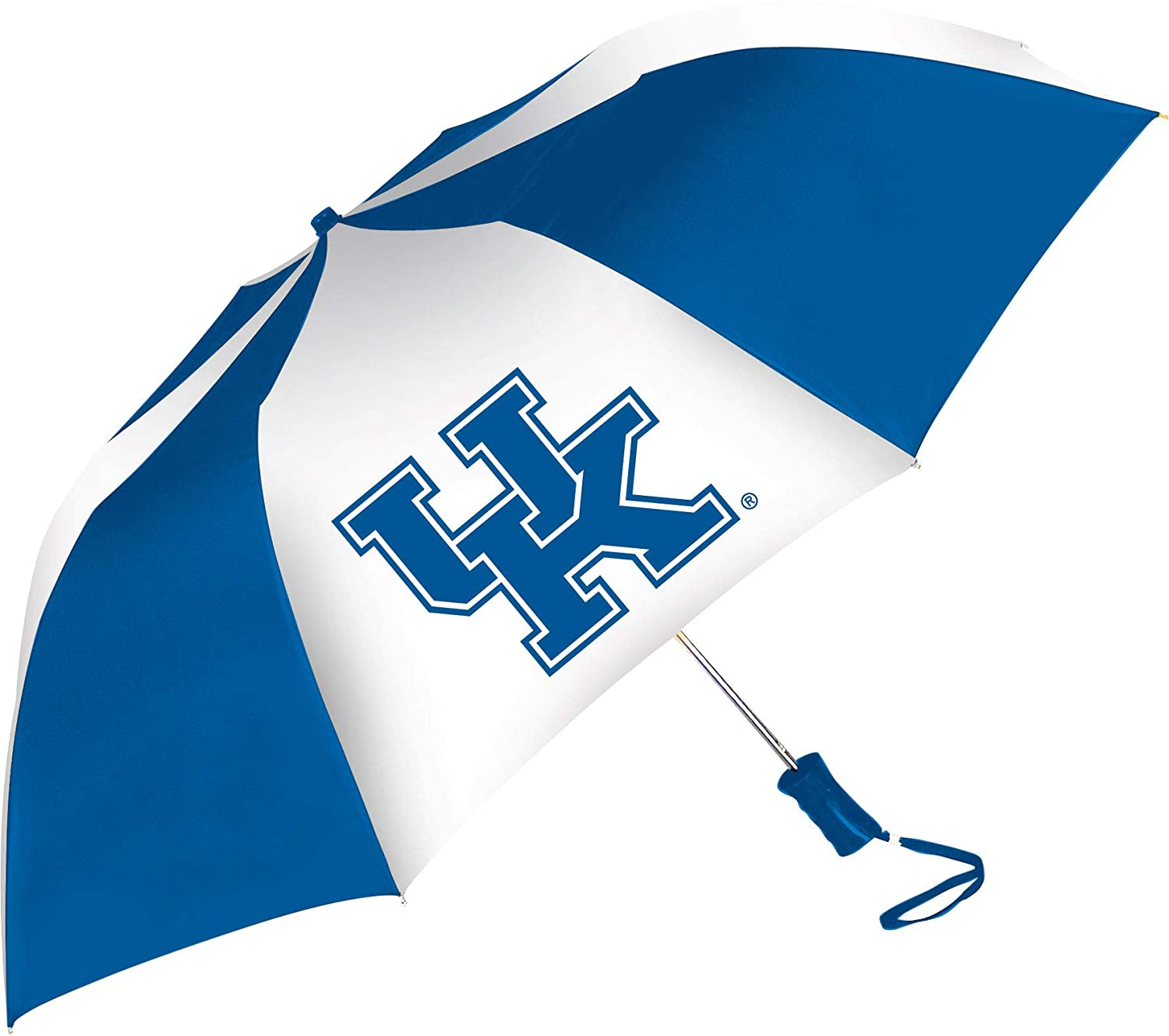 Storm Duds Kentucky Wildcats Sporty Two Tone Umbrella
