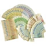 Eduplay Set pièces et billets « Euros » épicerie enfant, multicolore