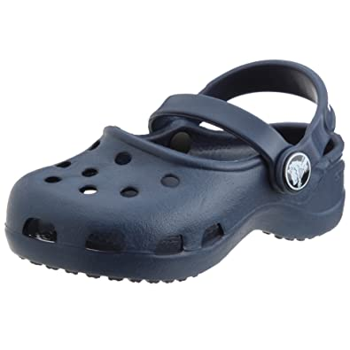 Crocs Mary Jane Navy C8/C9 Girls