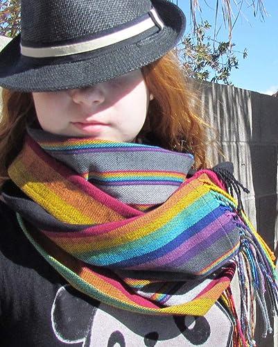 7278265e572 Amazon.com  Cowl - Infinity scarf - neckwear Girasol