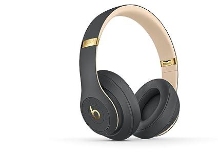 db299383db7 Amazon.com: Beats Studio3 Wireless Headphones - Shadow Gray (Renewed ...