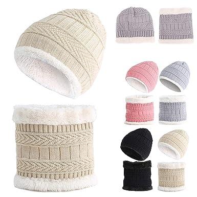 puseky Cappelli e sciarpe per bebè Neonati e berretti per bambini Cappelli  invernali per berretti invernali 0e7716d41a71
