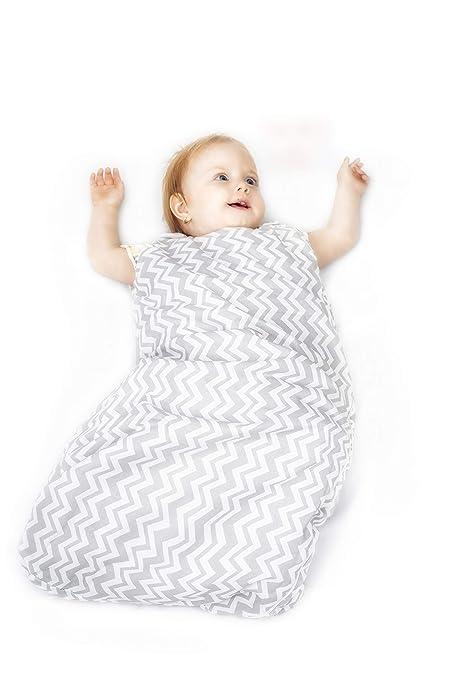 CosyBaby Grobag / sacos de dormir - Paquete de 2 (0-6 polillas /