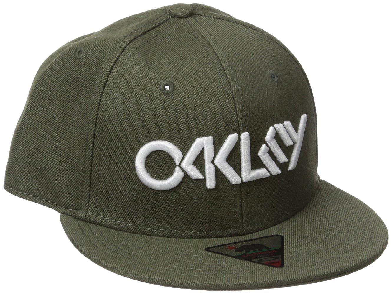 Gorro Snapback Oakley Octane Dark Brush (Default, Verde): Amazon ...