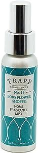 Trapp Candles Home Fragrance Mist, No. 13 Bob's Flower Shoppe, 2.5-Ounce