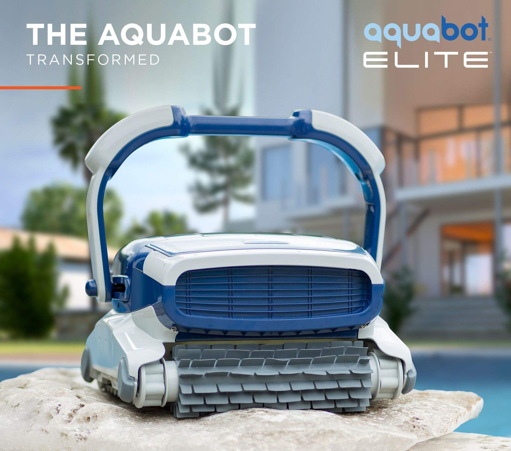 Aquabot Elite Inground Robotic Pool Cleaner Little Robot