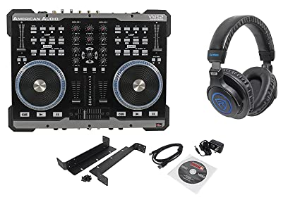Amazon.com: Paquete: American Audio VMS2 USB MIDI DJ ...