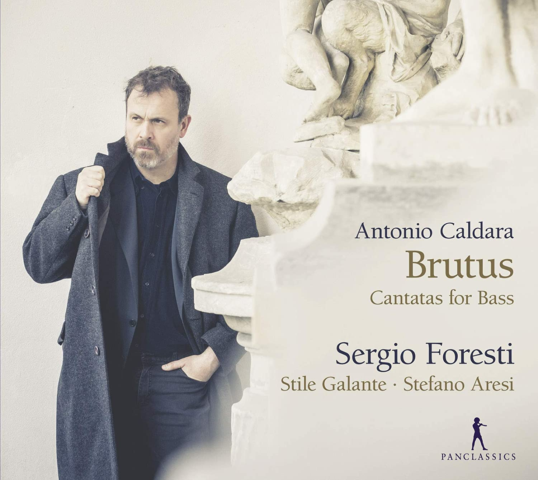 Caldara: Brutus - Cantatas Para Bajo / Foresti