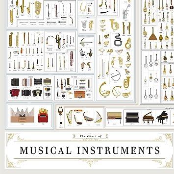 Das Diagramm der Musikinstrumente: Amazon.de: Küche & Haushalt