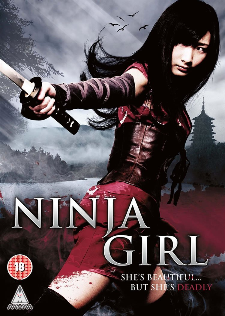 Amazon.com: Ninja Girl [DVD]: Movies & TV