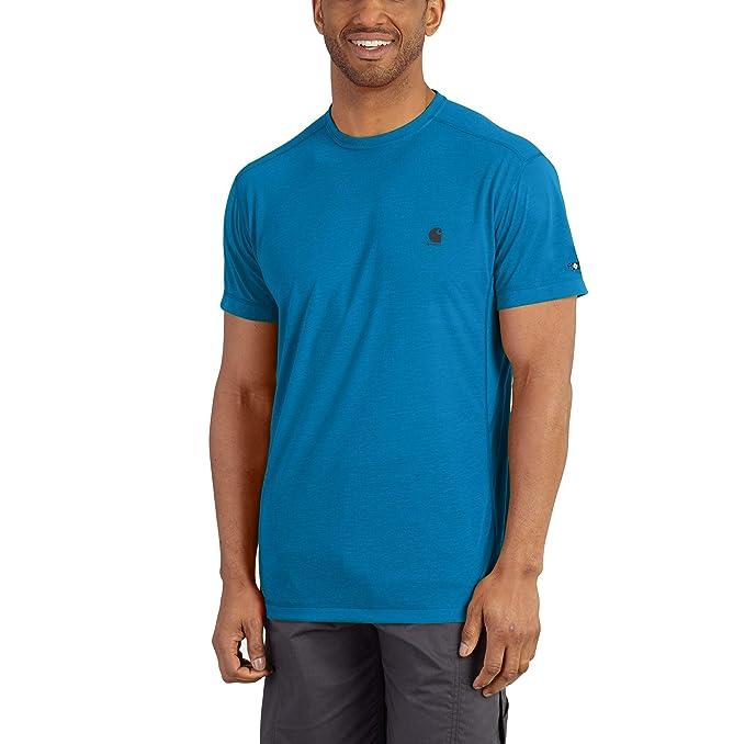 f8c2c4967 Carhartt Men's Force Extremes Short Sleeve T Shirt