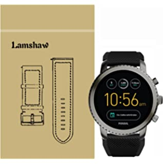 Amazon.com: Lamshaw Smartwatch Band for Fossil Q Explorist ...