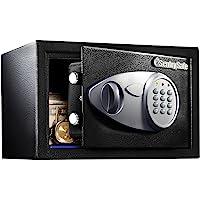 SentrySafe - Caja de Seguridad, 0.4 Cubic Feet (Small), Negro