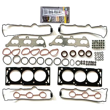 Amazon com: cciyu Cylinder Head Gasket Kit Set Replacement