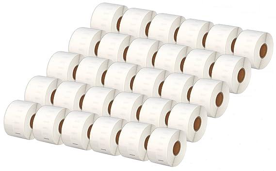 260 Etiketten pro Rolle 20 Rollen 99012 S0722400 36mm x 89mm Adress-Etiketten kompatibel f/ür Dymo LabelWriter 4XL 450 400 330 320 310 Twin Turbo Duo Seiko SLP 450 400 240 220 200 120 100 Pro Plus