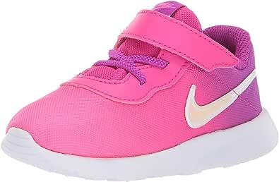 TDV Toddler Av8886-500 Size 2 Nike Tanjun Print