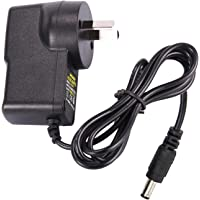 CFSadapter AC DC 9V 1A Power Supply Adapter 1000mA Wall Charger 1000mA Power Adapter 9 Volt 5.5mm x 2.5m/2.1mm for ADSL…