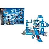 Dickie Toys - 212053741 - Circuit - Majorette - Urban Garage Aral Avec 1 Voiture
