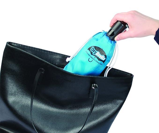 Drybella Paraguas plegables Azul