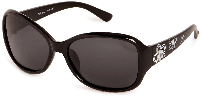 9b09e80c31c Eyelevel Daisy Polarised Women s Sunglasses Black One Size  Amazon.co.uk   Clothing