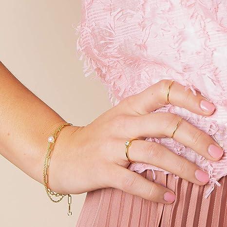 Florentine with Gold Filled Classic Thumb Rings \u2022  Sized \u2022 Stack of Three Rings \u2022 Thumb \u2022 Finger \u2022 Gold Filled TR44TR01