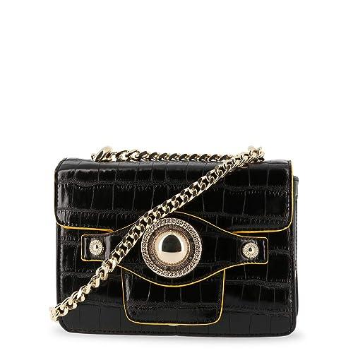 ae3626f14dc Versace Jeans Women Cross Body Bag Black Genuine Designer Crossbody Bag RRP  £213.00  Amazon.co.uk  Shoes   Bags
