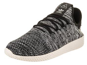 491c2f1fc5e4b adidas Pharrell Williams Tennis Hu WHITE Shoes CQ2630 For Men ...