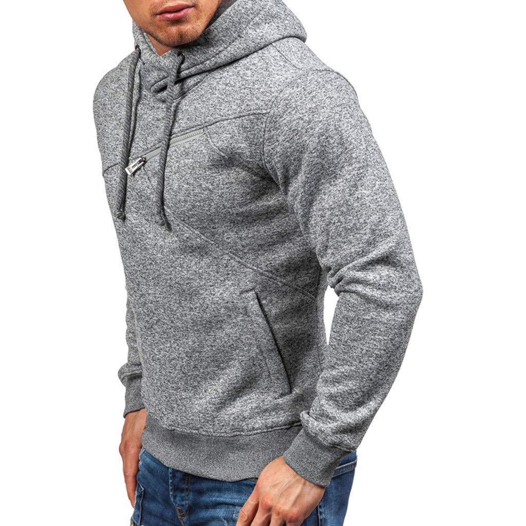 Damen Kapuzenpullover Kapuzen Pulli Sweatshirt Pullover Langarm Hoodie Freizeit