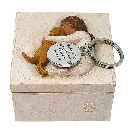 amazon com willow tree loss of pet gift dog memorial sympathy
