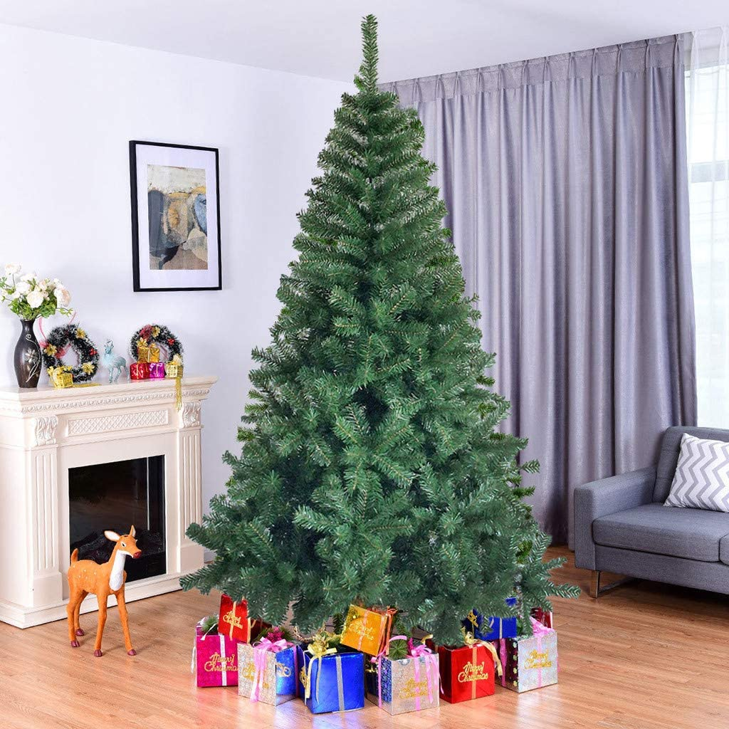 US Fast Shipment 6Ft Green Christmas Tree