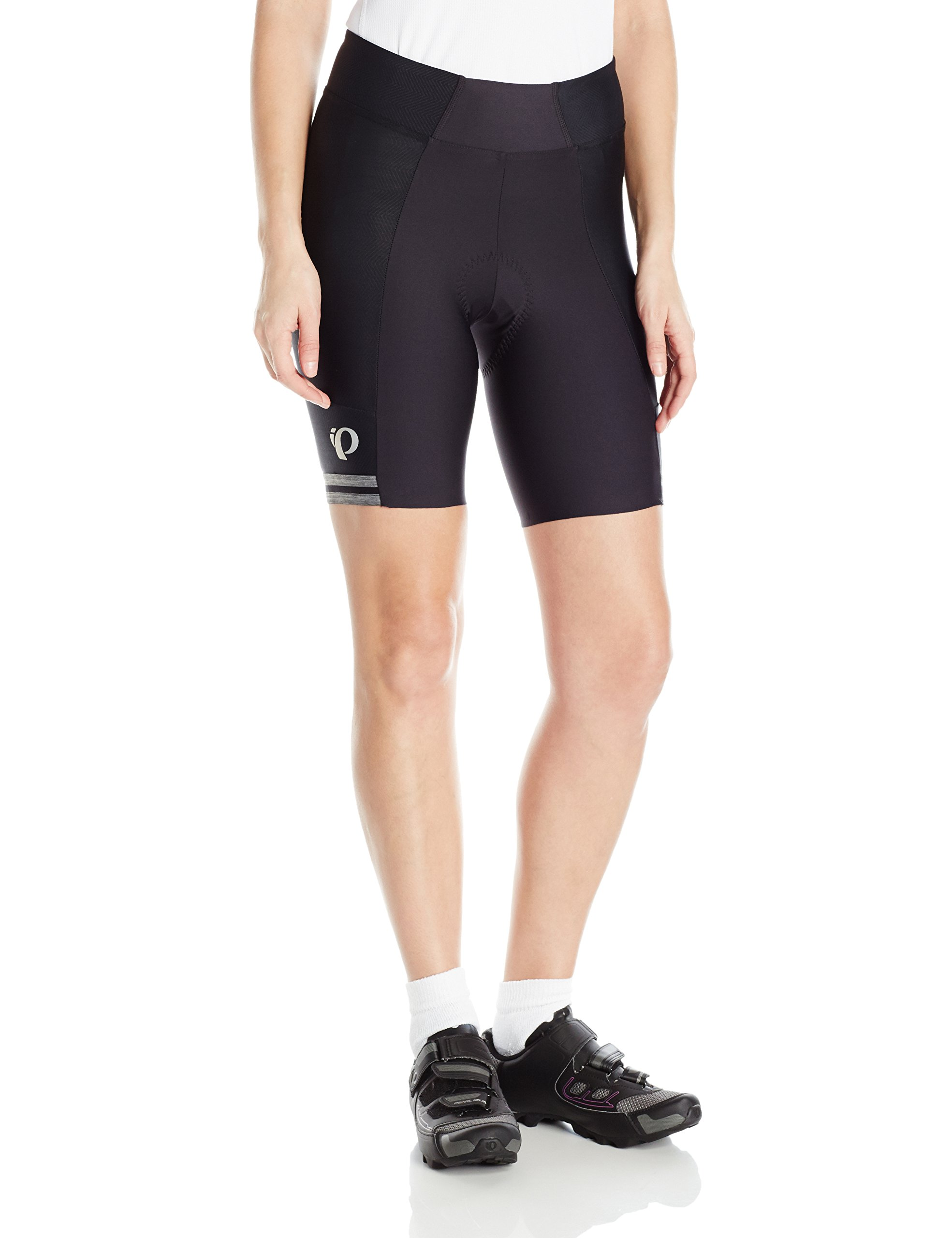 Pearl iZUMi Women's Elite Escape Shorts, Black Texture, X-Small