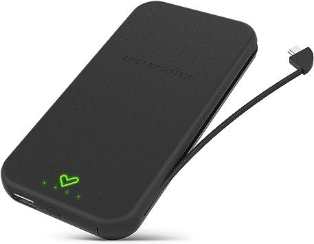 Energy Sistem Extra Battery 10000 Black (10000mAh, para Tablets ...