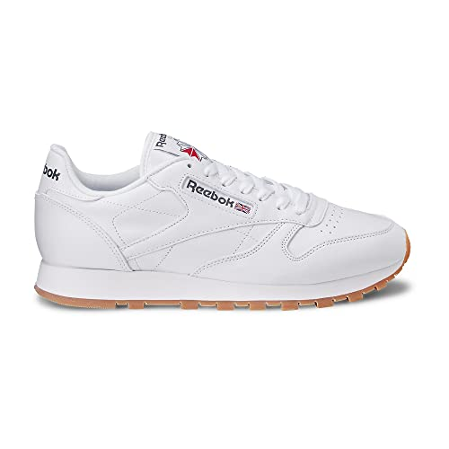 Reebok Hombre Zapatillas, Color Blanco, Talla UK 3