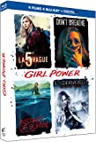 Girl Power - Coffret : La 5ème vague + Don't Breathe + Instinct de survie + Underworld : Blood Wars [Blu-ray + Copie digitale]
