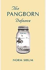 The Pangborn Defence Kindle Edition
