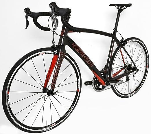 Amazon Com Stradalli Salerno Full Carbon Road Bike Shimano Dura
