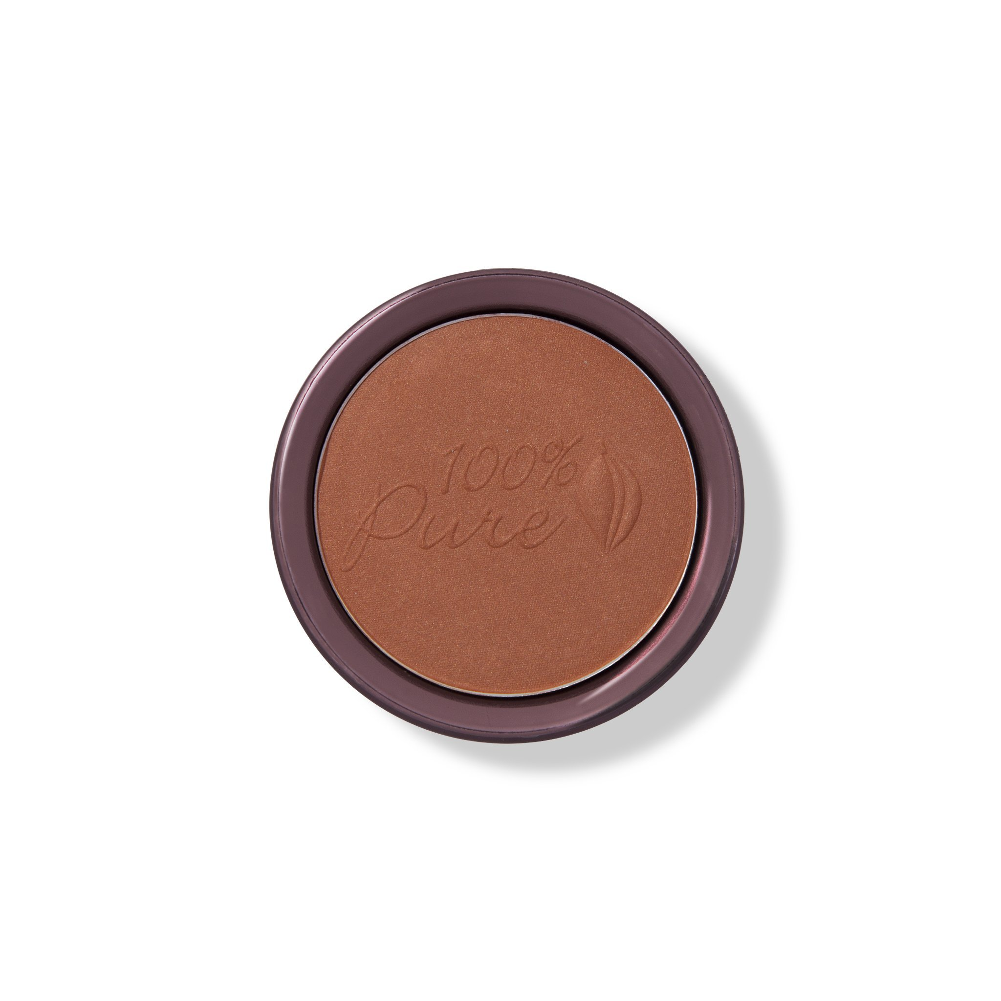 100% Pure Cocoa Pigmented Bronzer - Cocoa Glow by 100% PURE (Image #1)