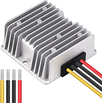DC 12V Step-up to 24V 15A 360W Car Waterproof Booster Transformer Voltage Module