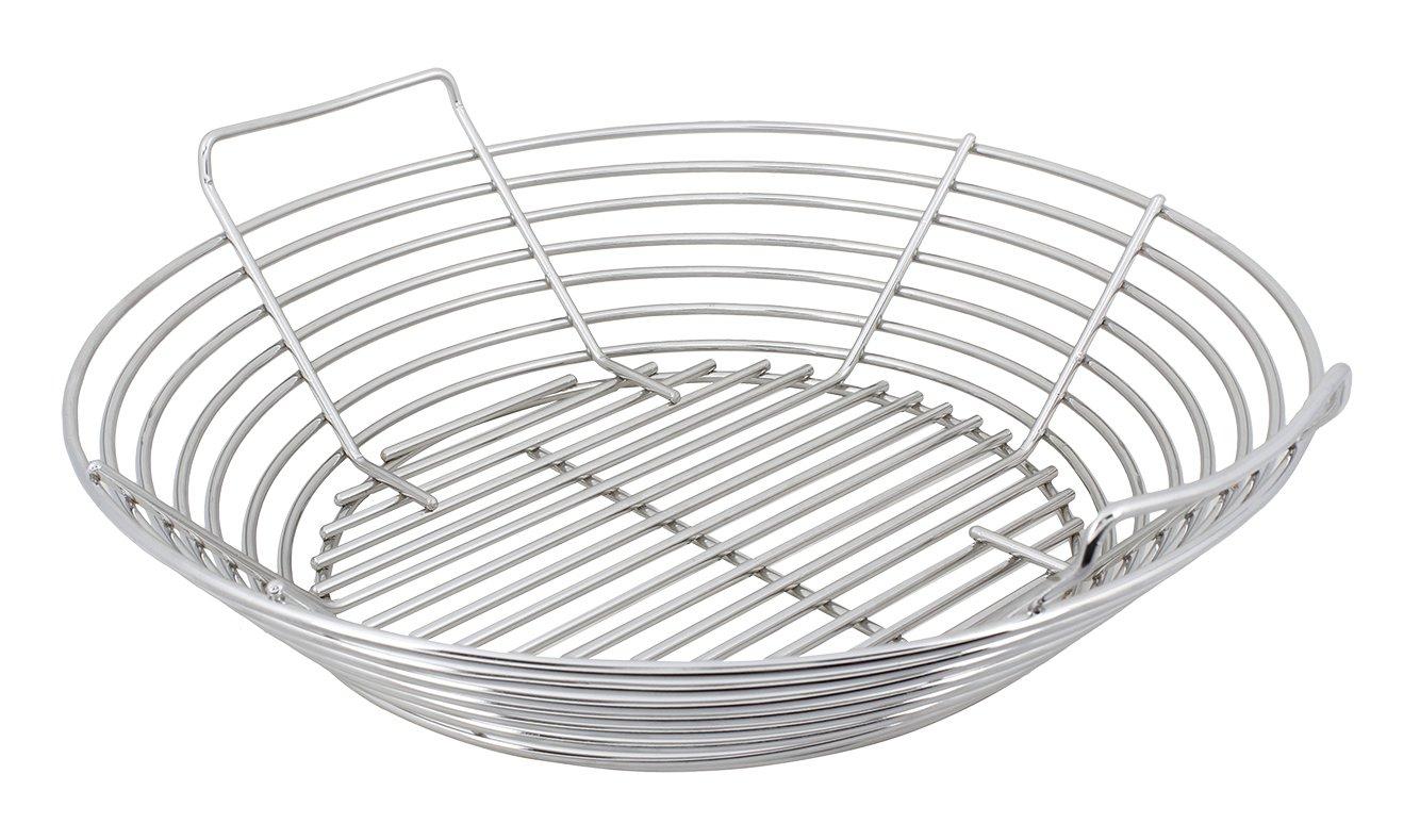 Kick Ash Basket EMW8011610, Stainless Steel