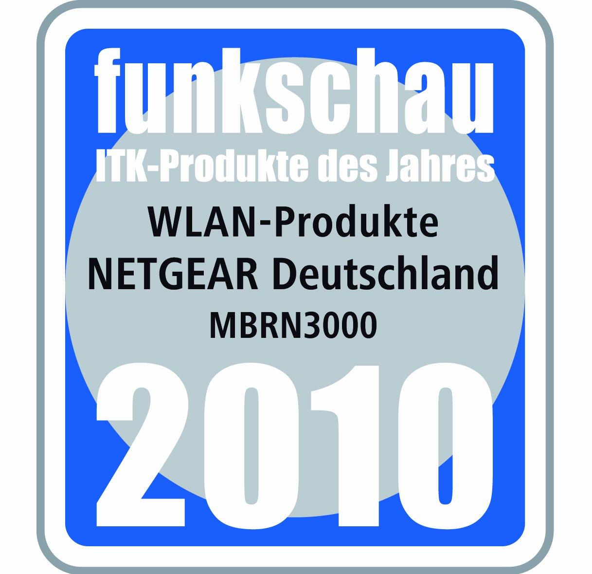 Netgear MBRN3000-100PES - Router 3G (4 puertos Ethernet, WiFi N300): Amazon.es: Informática