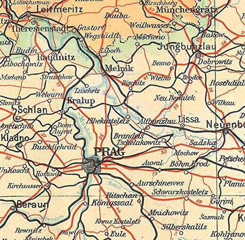 Bildergebnis für Kladno historische landkarte