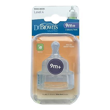 Dr Brown s opciones tetinas (nivel 4)