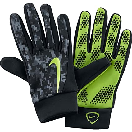 Nike Youth Hyperwarm Field Player Glove Small
