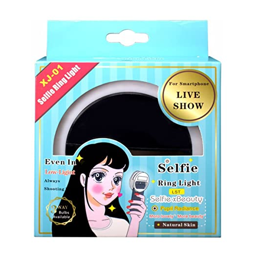 Amazon.com : 3.5 inch Bi-Color LED Ring Light, 36 LED Makeup Circle Lighting Kit Photography, YouTube Video Shooting, Selfie (Battery NOT Included) : Camera ...