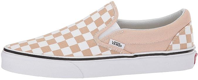 #Vans Classic White Canvas Unisex Slip-On Trainers Shoes-11 GeXl4dXcSr