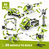 Engino Inventor - 30-IN-ONE  BUILD 30 Motorized