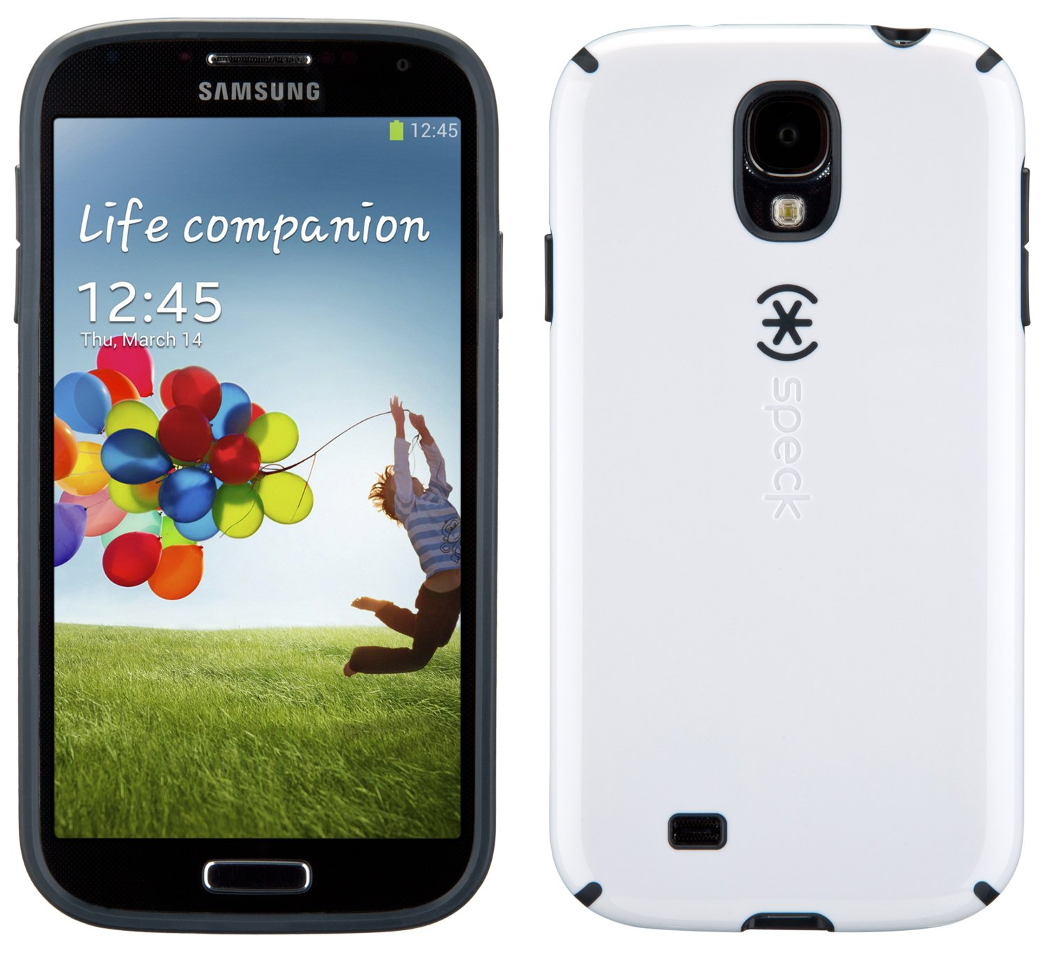 amazon com speck products candyshell samsung galaxy s4 case white