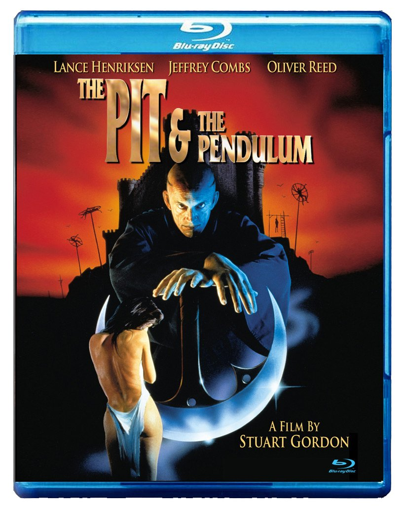 Pit And The Pendulum [Blu-ray]