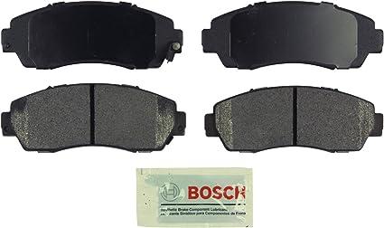 For Honda Odyssey 2005-2010 Rear Brake Pad Set Bosch QuietCast