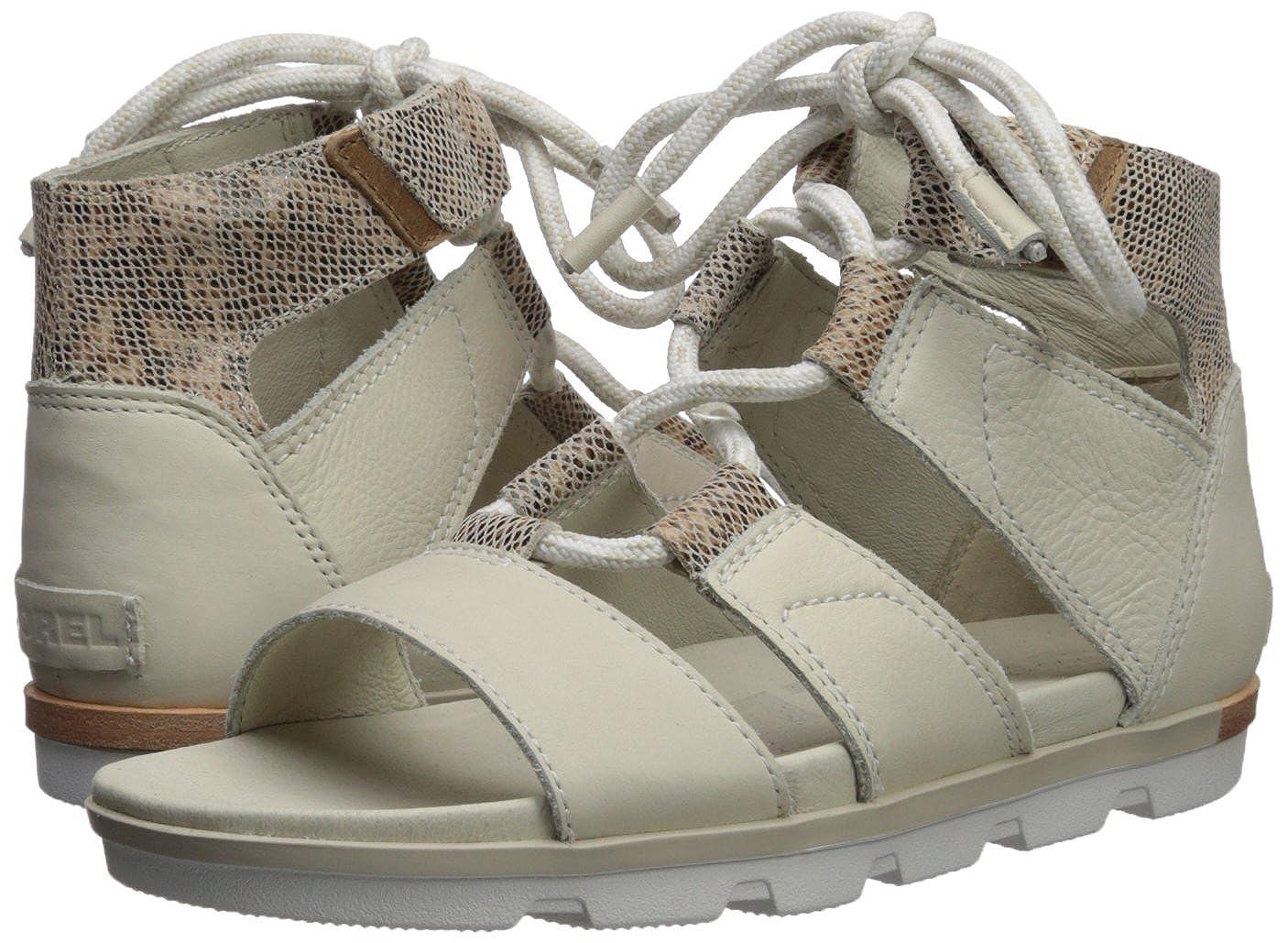 Sorel Womens Torpeda Lace Ii Flat Sandal